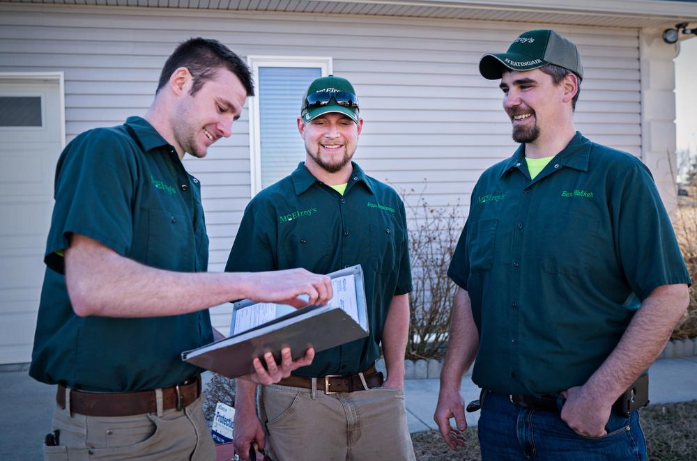McElroy's - Topeka - Home Services