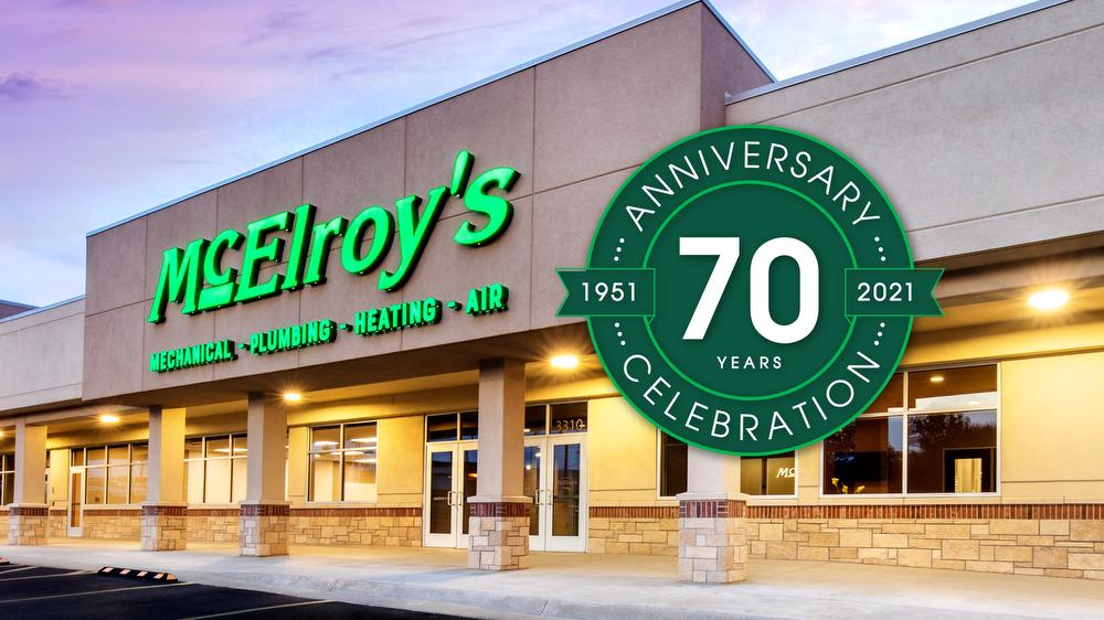 McElroy's Building 70th